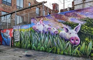 Williamsburg. Street Art #oneplus5 #shotononeplus #op5 | by Russ Realty