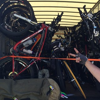 Bikes are Loaded