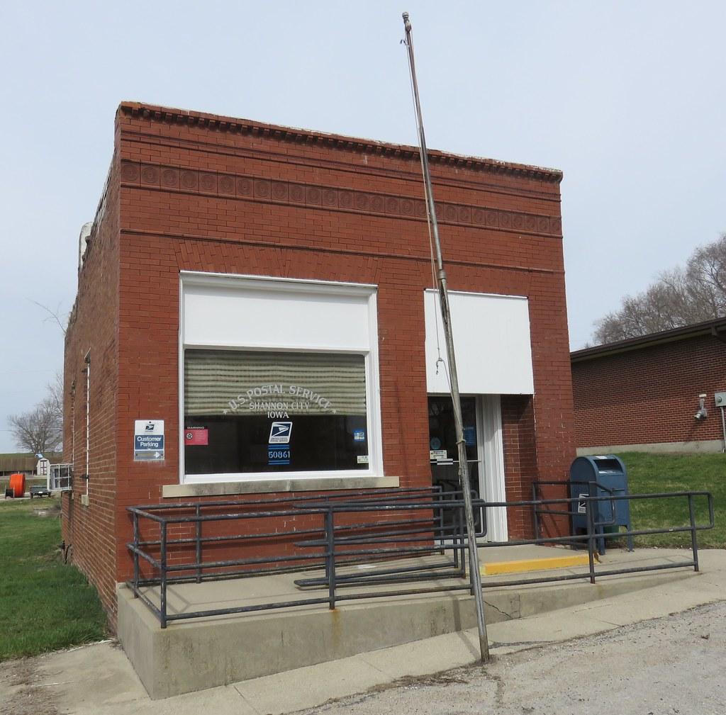 Post Office 50861 (Shannon City, Iowa) | Shannon City, Iowa