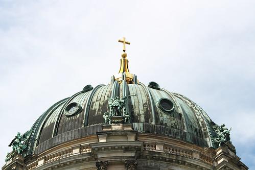 haut cathédrale Berlin | by blondgarden