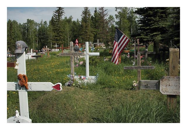 Native American Graveyard