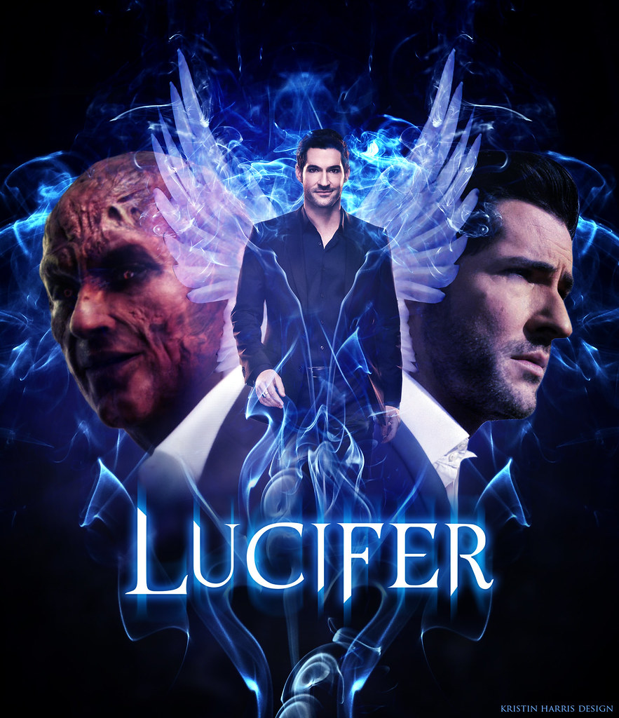 Lucifer Poster | Coming soon to Netflix! | Kristin Harris | Flickr