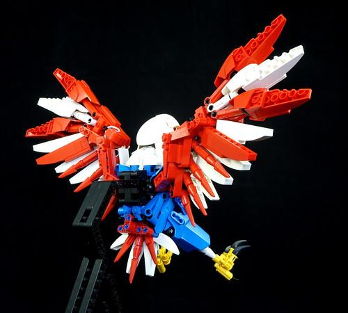 Emblem of Freedom - Back