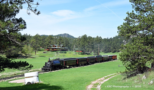 trains railroads blackhillscentral locomotive steam 2662t blackhills