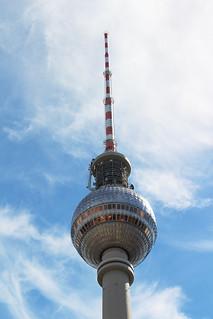 Fernsehturm Berlin essai zoom | by blondgarden