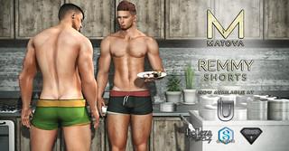 Remmy Shorts