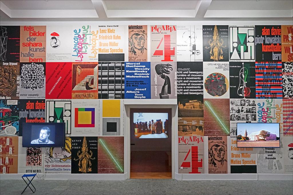 Le musée des obsessions ( Kunsthalle, Berne)