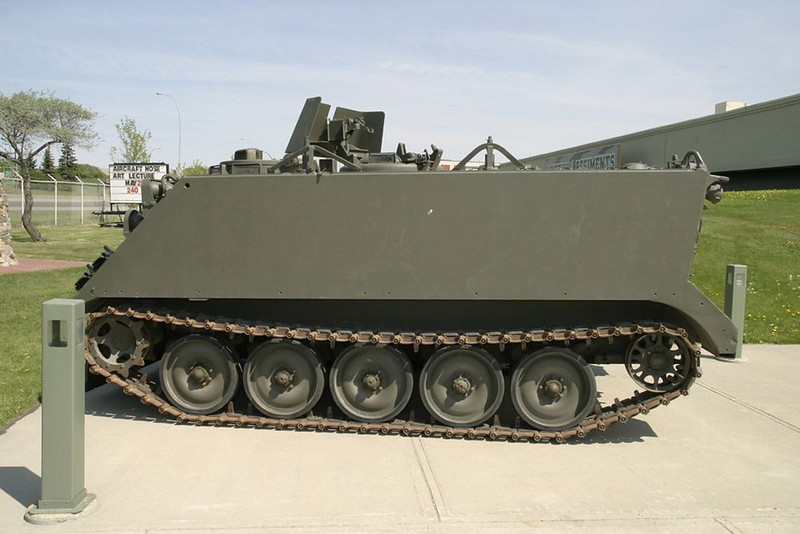 M113A2 APC 1