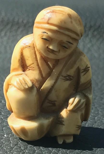 19th Century? Ivory Netsuke