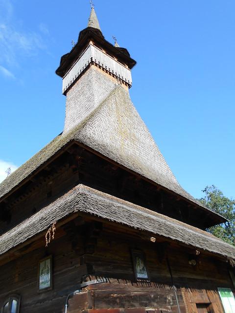chiesa, legno, UNESCO, Budești