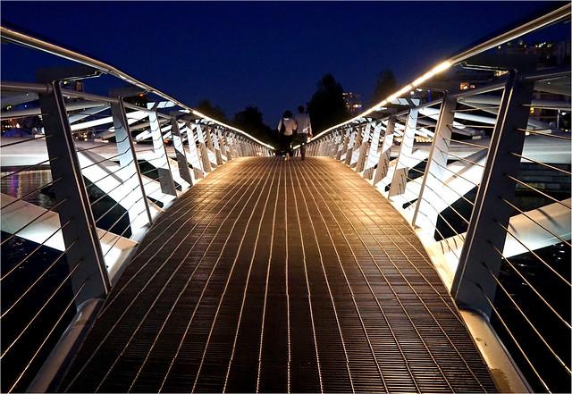 Canoe Bridge