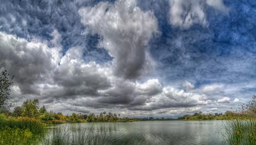 "kenmalloyharborregionalpark lakemachado clouds cloudscapes california southerncalifornia ""canonflickraward"