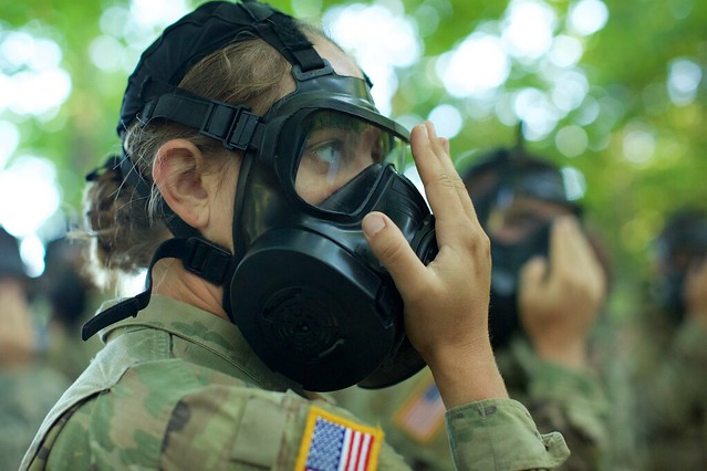 6th Regiment, Advanced Camp CBRN