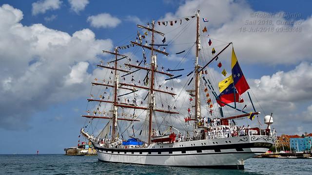 Tall Ship Simon Bolivar