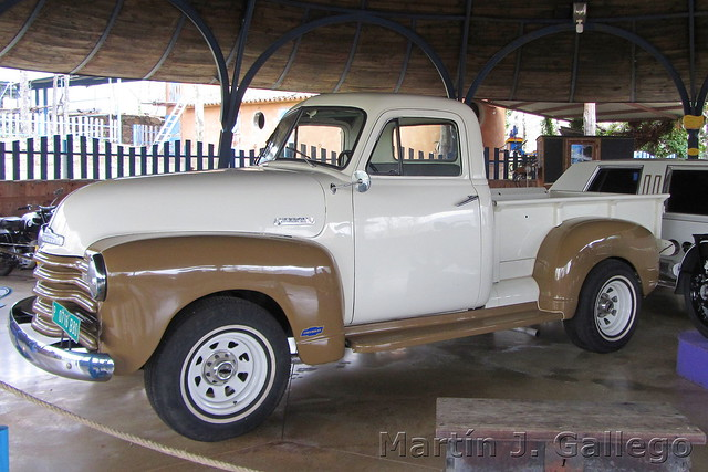 Chevrolet Pick Up 1950