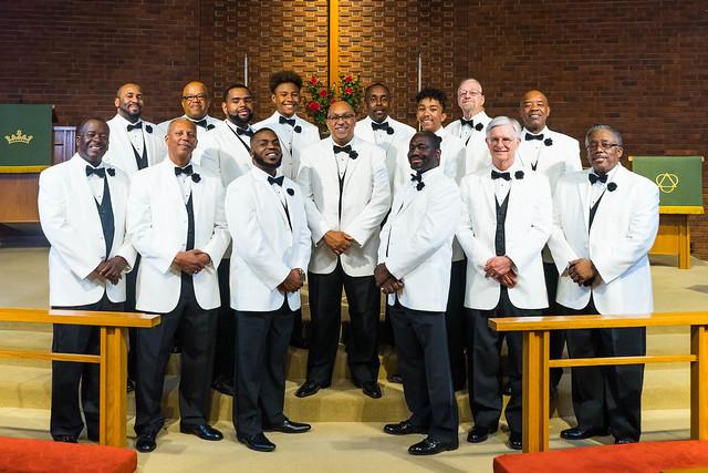 100 Men In Black