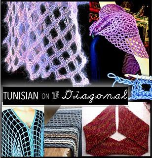 Final Promo Image for Tunisian on the Diagonal class 2018 | by vashtirama