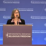 Jamie Powell Delivers Remarks at the Ministerial to Advance Religious Freedom