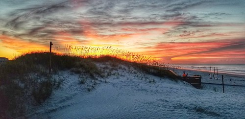 sunsetbeachnorthcarolina sunrise dunes morning