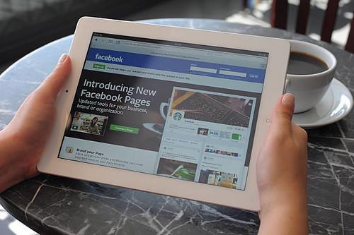 Facebook Pages - Credit to https://www.lyncconf.com/ | by nodstrum