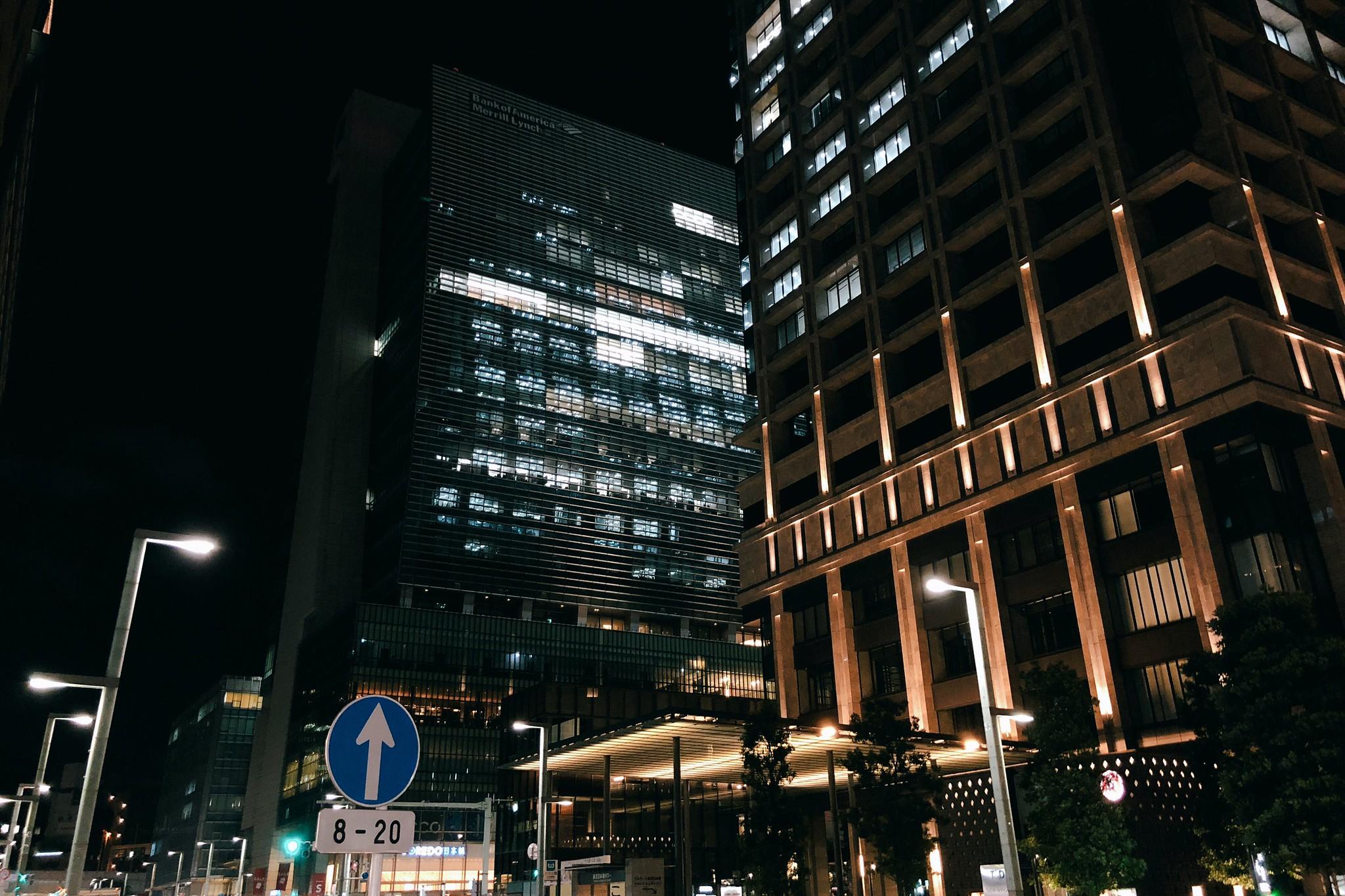 #Tokyo Nihonbashi. #iPhoneX #Shotoniphone #iPhone #Halide #Apple #RNIFilms #FujiPro160NS# #Streetphoto #Japan