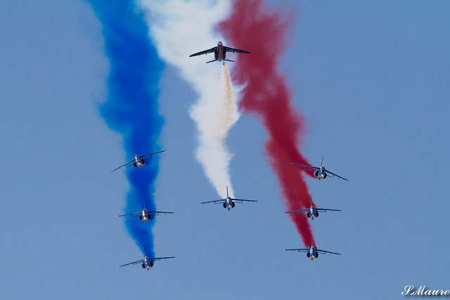 Patrouille de France Ochey 2018