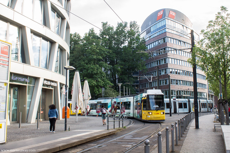 Tram a Berlino con Berlin Welcome Card