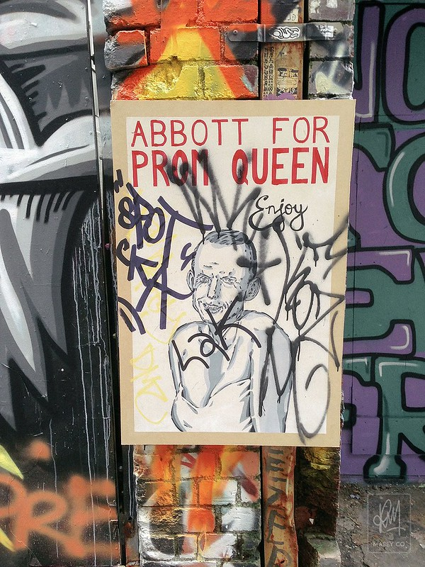 Melbourne's Hosier Lane