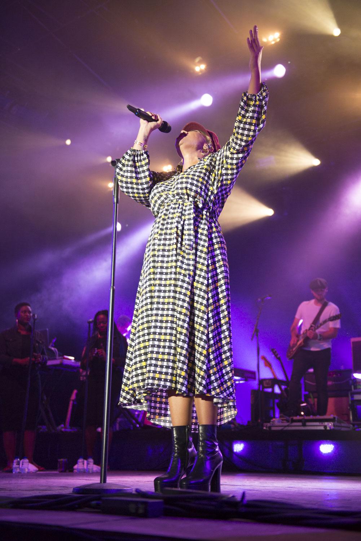 emeli sande @ Cactusfestival 2018 (Nick De Baerdemaeker)