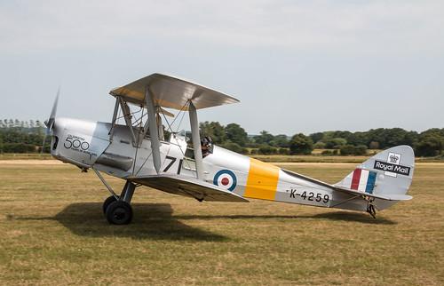 de Havilland Canada DH-82-C Tiger Moth s/n 1187 (1941) Tig