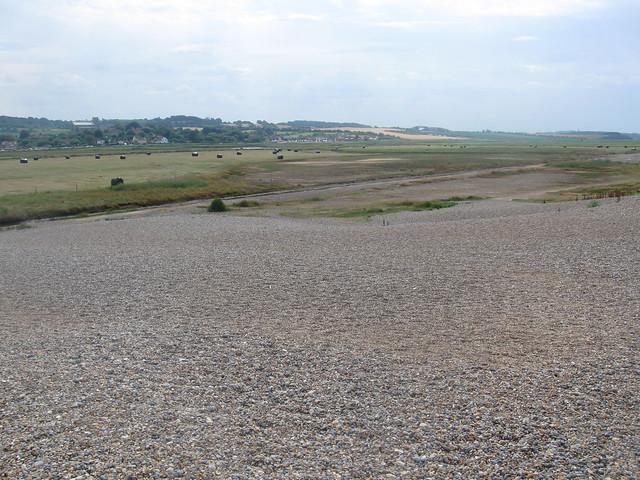 The coast at Salthouse