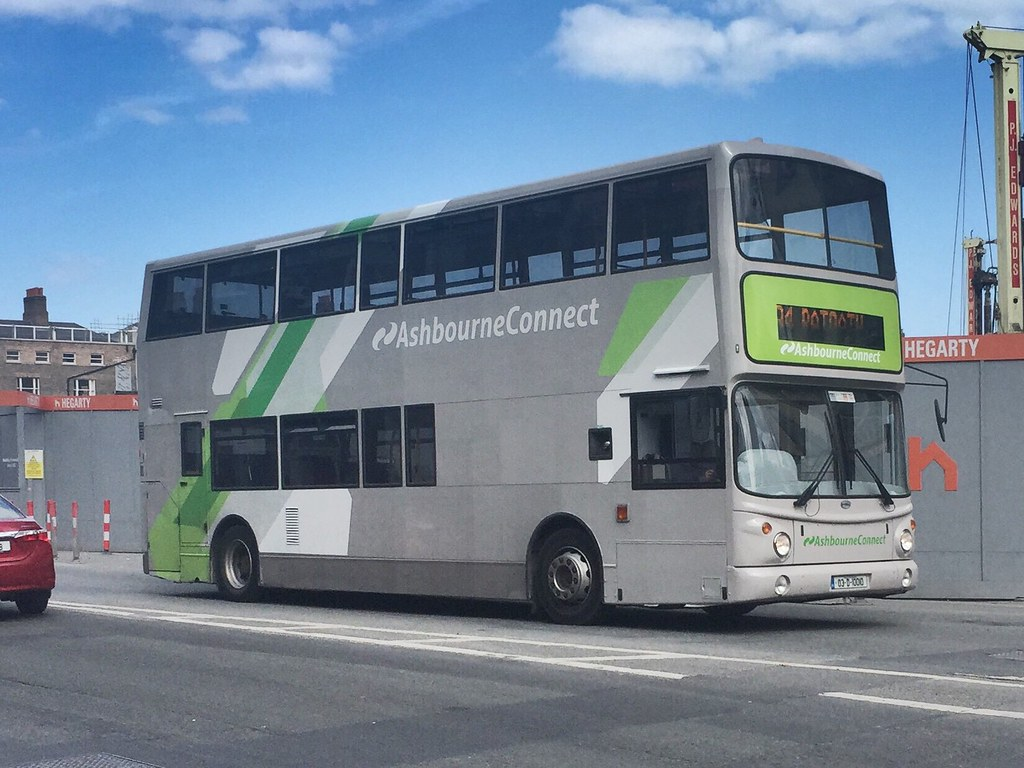 Fares Welcome to Ashbourne Connect