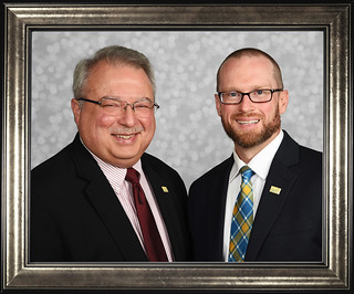 Thu, 07/05/2018 - 12:17 - Steering Committee co-chairs, Tim Tomczak and Dr. Craig Lamb