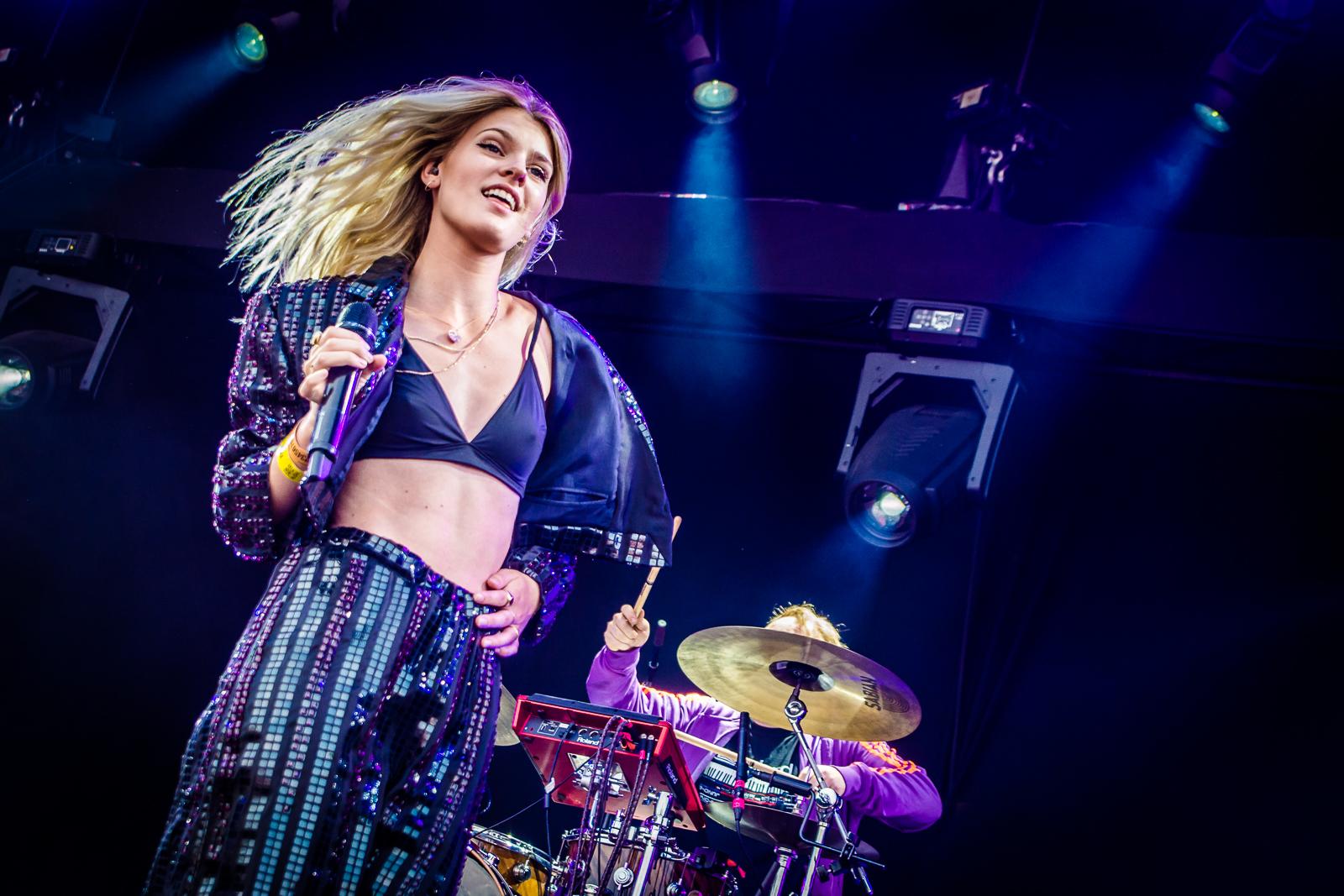 Emma Bale @ Rock Werchter (© Timmy Haubrechts))