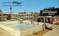 Travelodge, Wenatchee, Washington