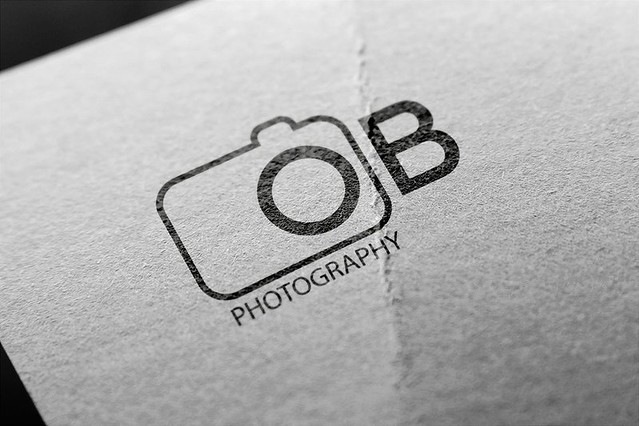 Logo for OB photography