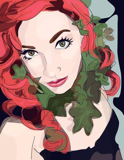 Amanda Lynn -Inkpad on iPad