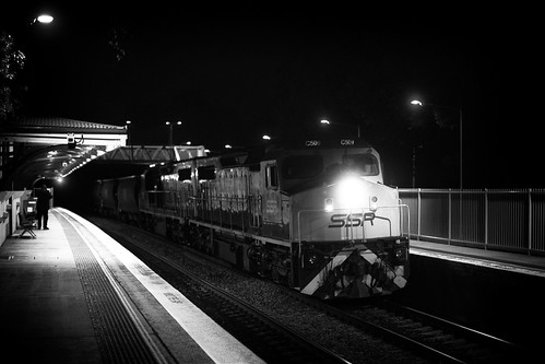 monochrome blackwhite c509 cclass ssr mittagong night
