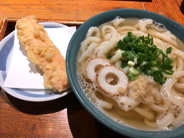 Udon from Norabo @ Kanda