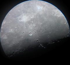 Moon Jul 6th 2018, sunset at Maria Imbrium and Vaporis