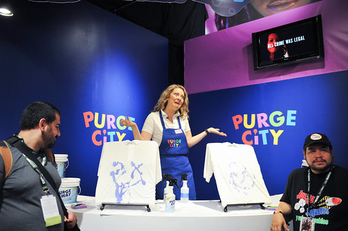 San Diego Comic-Con 2018: Purge City | by Kendall Whitehouse