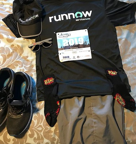 New kit ready for Thursday's Corporate Dash. runnow. | by jsf.online