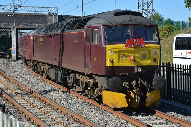 West Coast Railway Company Class 47/0, 47245