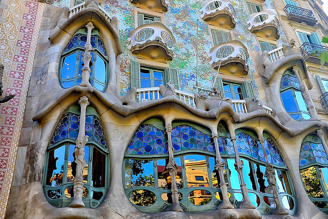 Casa Batlló - Afternoon