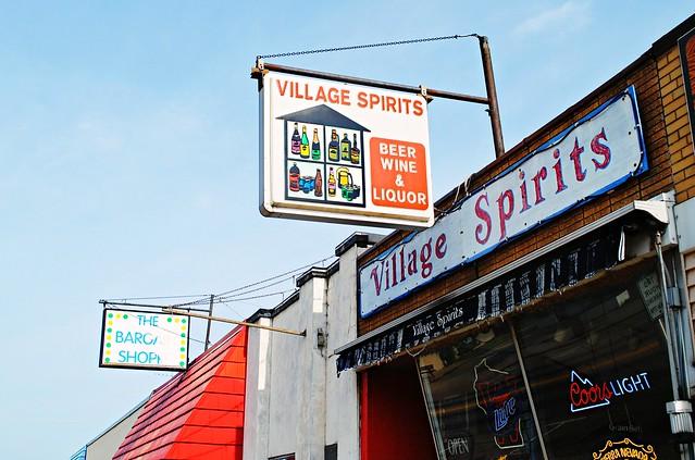 Village Spirits - Oxford, Wisconsin