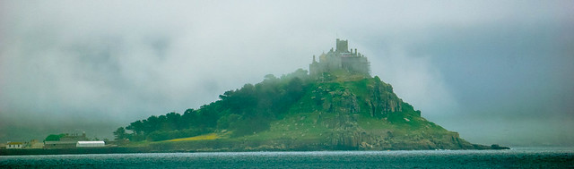 The Mount in the Mist