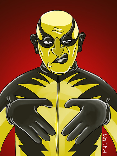 Goldust | by Mike Riley