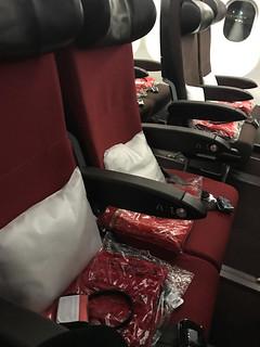 "New #BeChoosy ""Classic"" Seats on Virgin Atlantic | by CC Chapman"