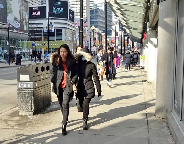 Downtown Toronto, Yonge Street