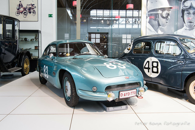 Deutsch Bonnet HBR5 - 1957